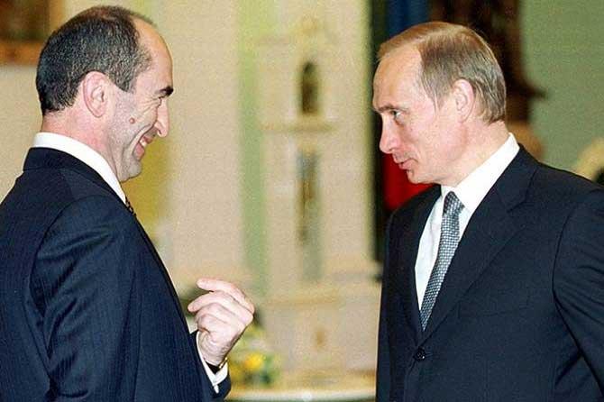 То, что для русских – позор, для Армении – восстановление достоинства