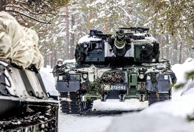 Милитаристская возня у границ: Скандинавия провоцирует Россию на ответ