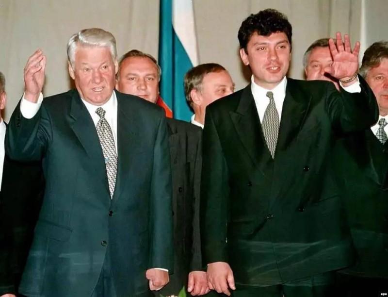В 1996 году Немцов мог стать президентом РФ вместо Ельцина