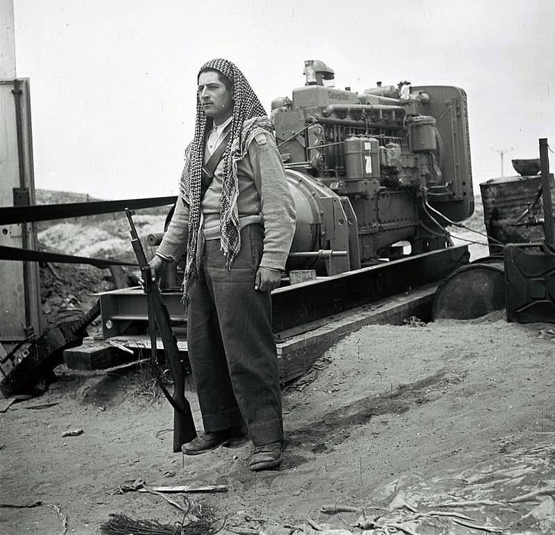 Нееврейский ЦАХАЛ. Как в израильской армии служат бедуины и черкесы