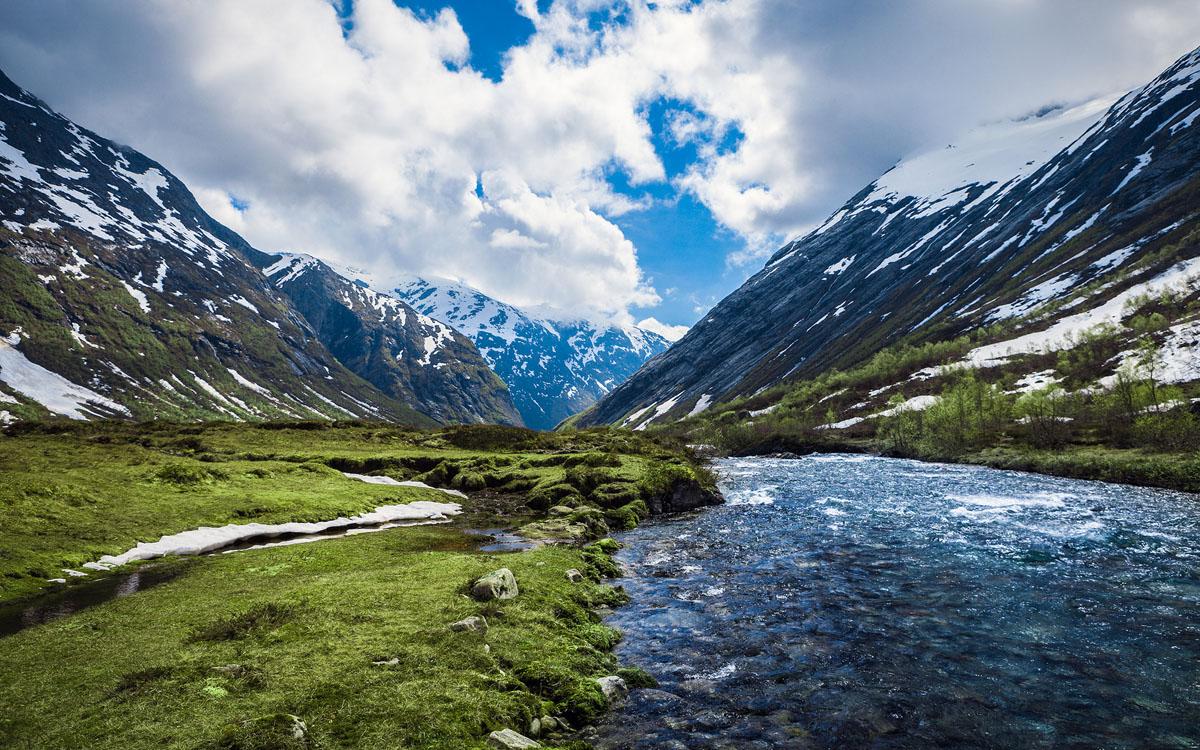 Норвегия – наследие средневековья