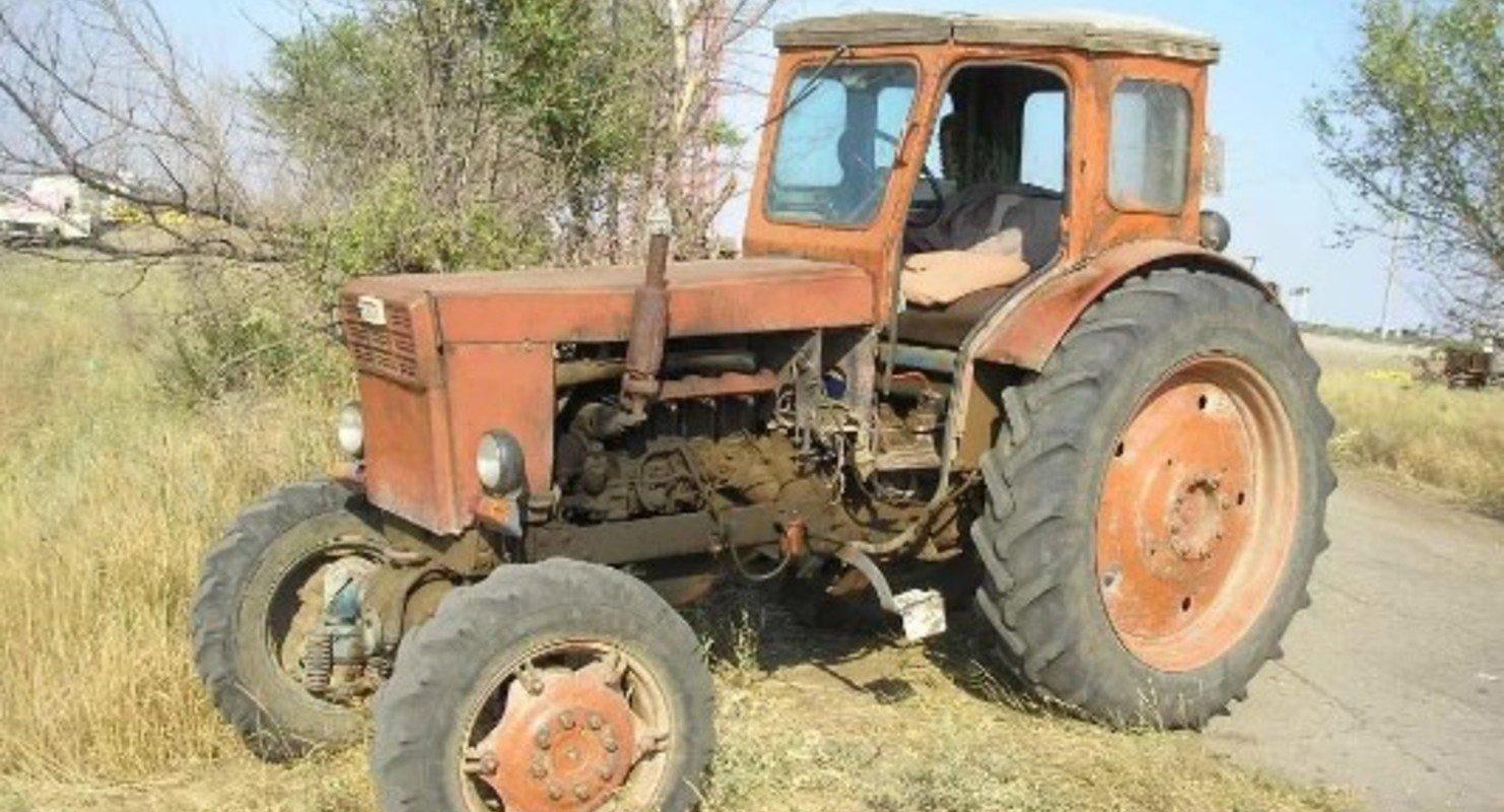 Экспериментальный Советский трактор ЛТЗ Т5 от Липецкого завода, который никто не видел Автомобили