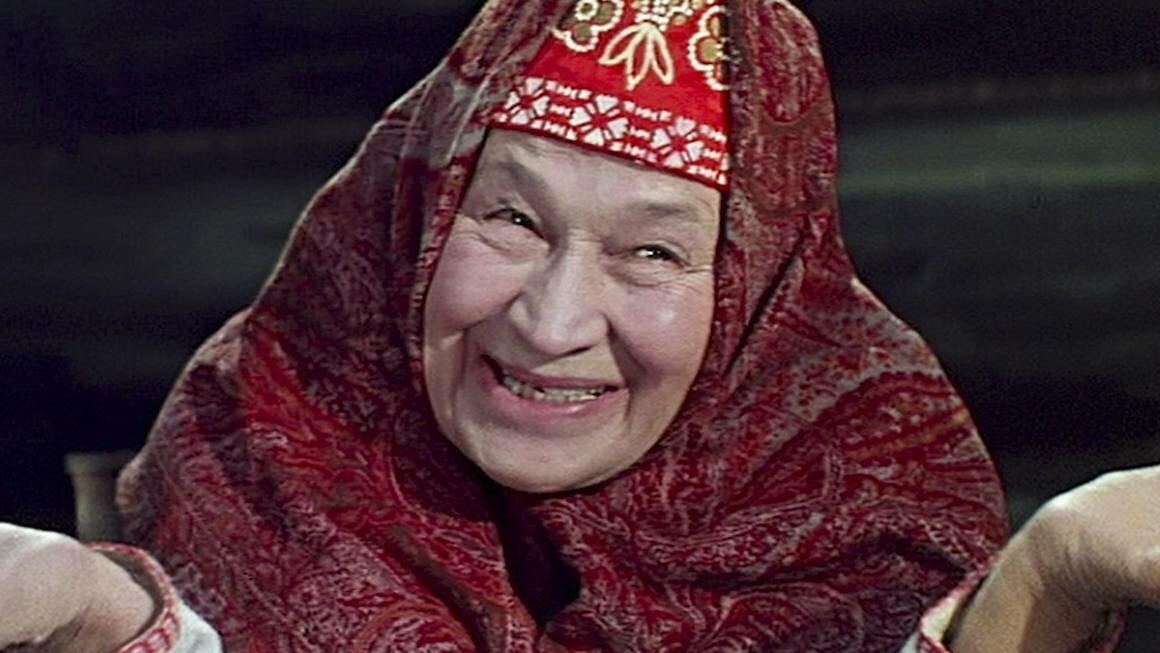 Бабушки советского кино: разные и прекрасные кино,киноактеры,отечественные фильмы,СССР