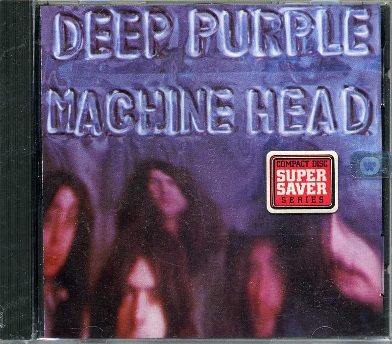 Machine Head (1972) Deep Purple