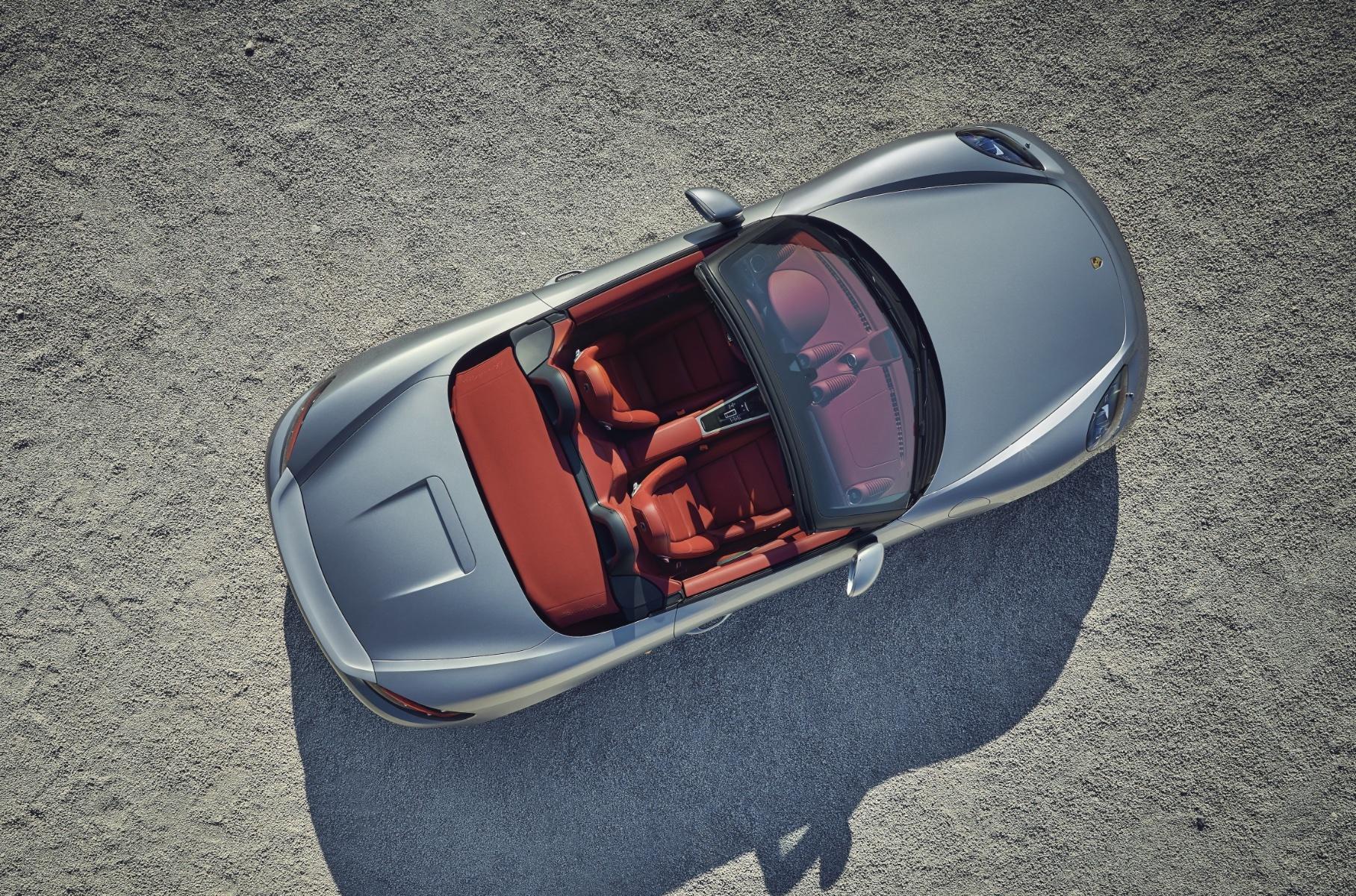 Porsche Boxster 25 Years отпразднует 25-летие модели Новости