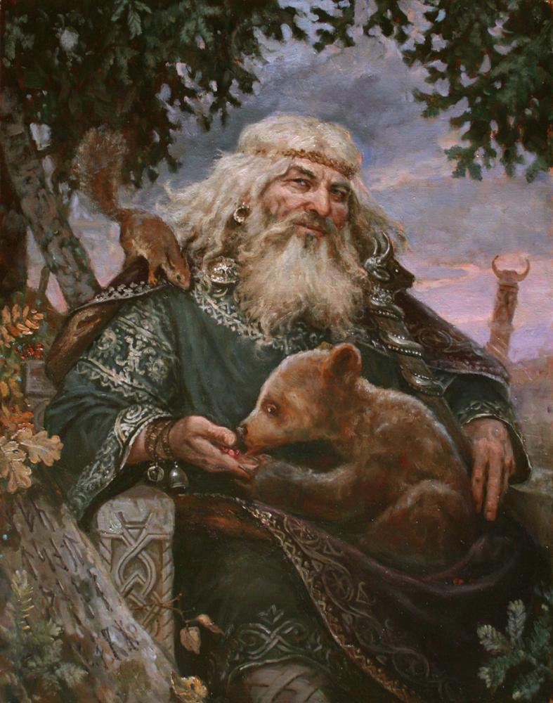 славянский бог велес фото мои улиточки