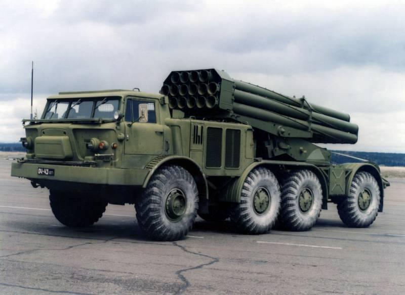 ЗИЛ-135: легендами не рождаются оружие
