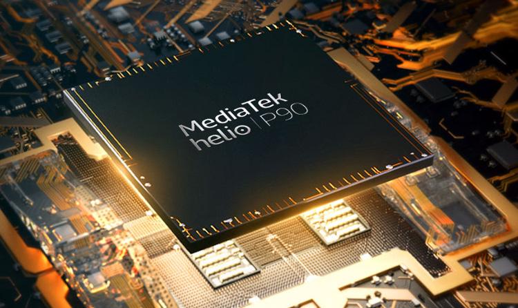 Анонсирован чипсет MediaTek Helio P90 для смартфонов среднего уровня