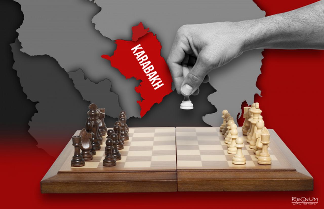 Иран между Азербайджаном и Арменией