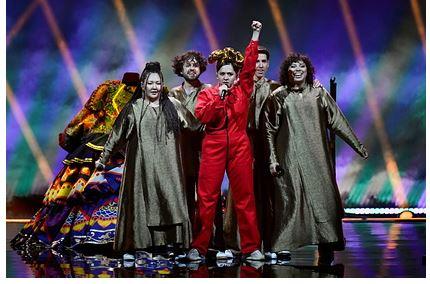 Россия заняла девятое место на «Евровидении» Шоу бизнес