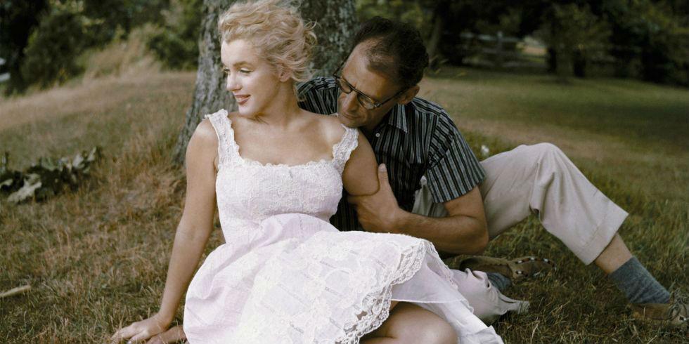 38 фотографий бурных замужеств Мэрилин Монро