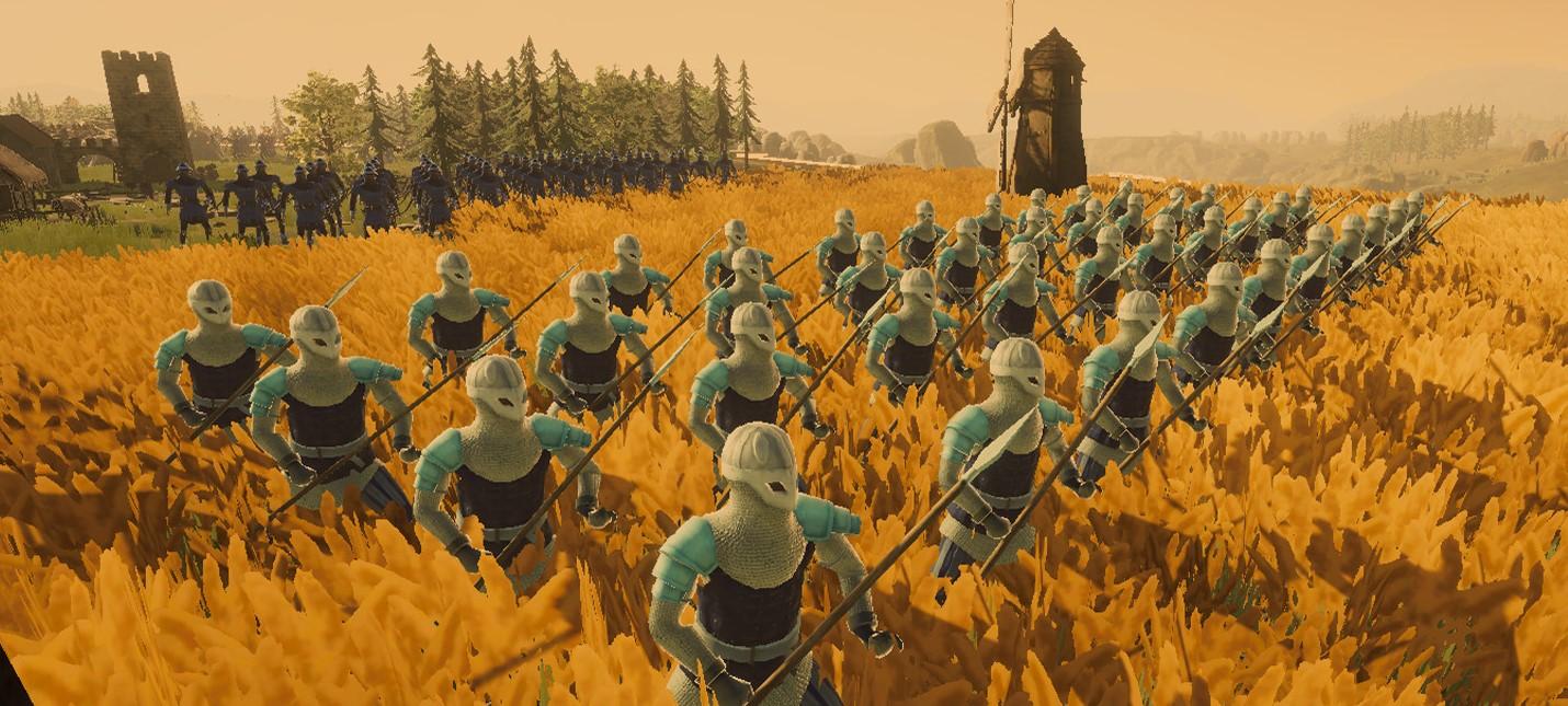 Обороняемся от орд монголов в бесплатной сурвайвал-стратегии Vedelem: The Golden Horde action,adventures,pc,ps,strategy,Игры,Приключения,Стратегии