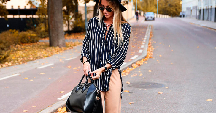 12 трюков с одеждой, которые позволяют казаться стройнее