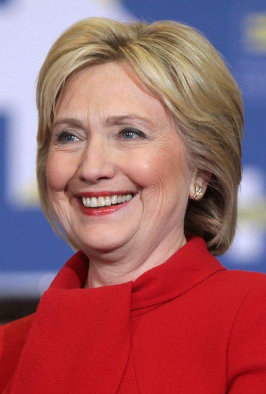 Клинтон: «Женщины, поддержив…