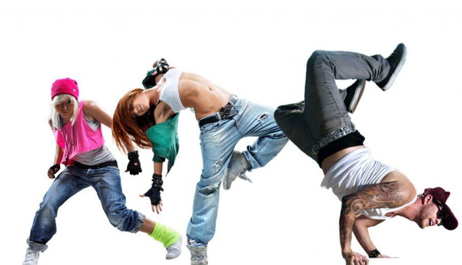 Уличный танец. Хип-Хоп