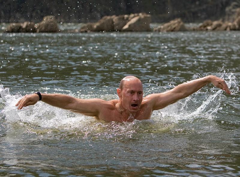 Владимиру Путину — 64