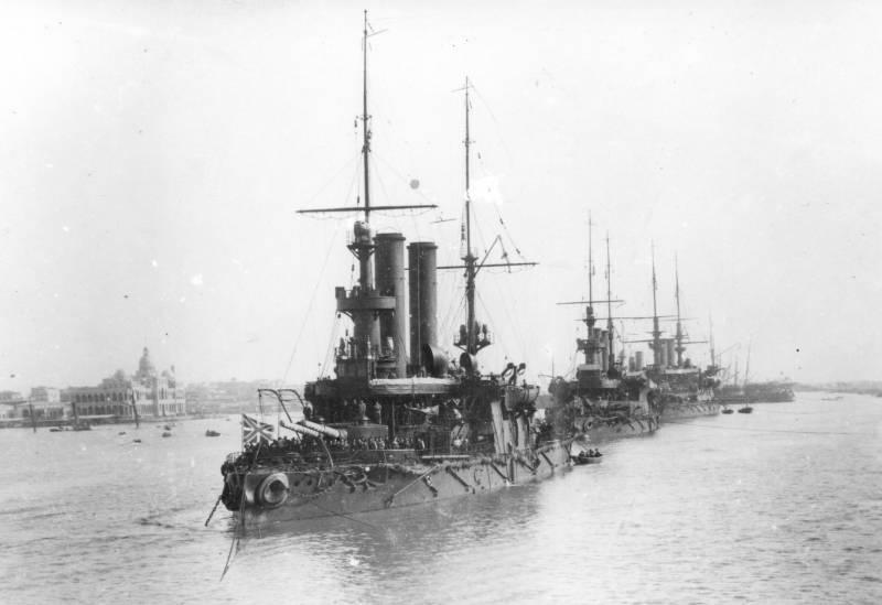 Процесс по делу контр-адмирала Небогатова история