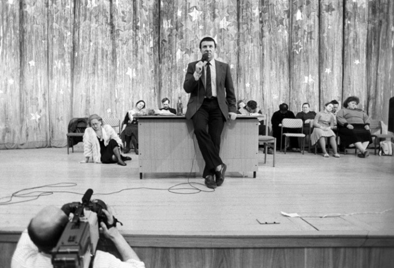 Сеанс здоровья Кашпировкого, 1989 год. было, история, фото
