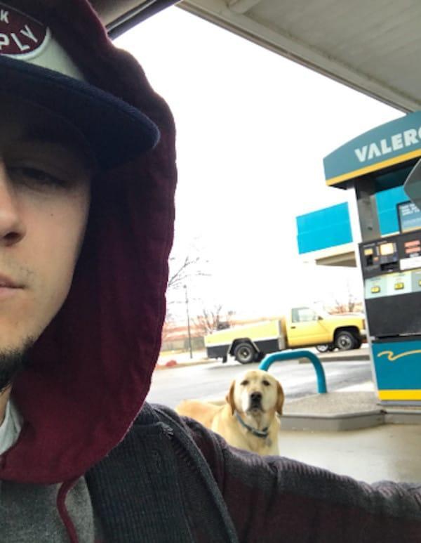 Парень хотел помочь бродячей собаке. Но странный медальон на её шее круто развернул все события! развернул все события!