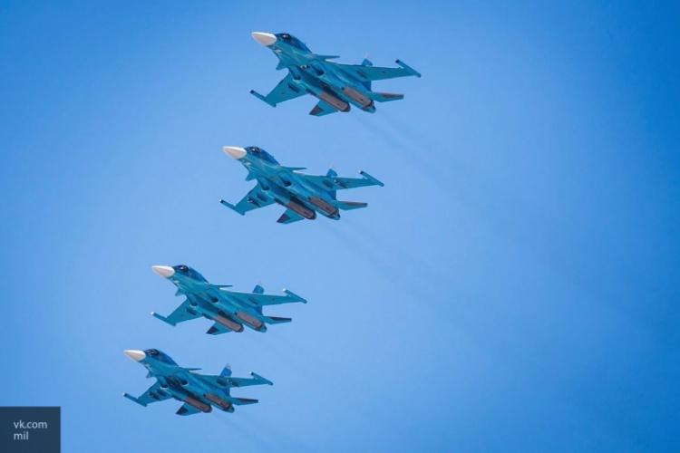Ответ РФ на провокации США: живучесть Су-34 в Сирии увеличили в 25 раз