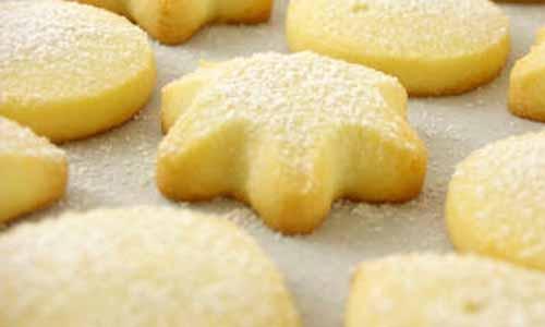 Самый простой рецепт песочного печенья