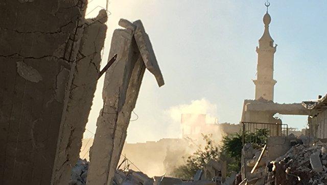 Минобороны: России известно, где в Алеппо находятся специалисты из США