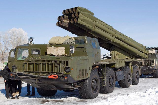 «Торнадо-С»: новые дальнобойные ракеты российской армии
