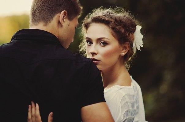 Я женился на ней ради галочки. Мне нужна была жена....