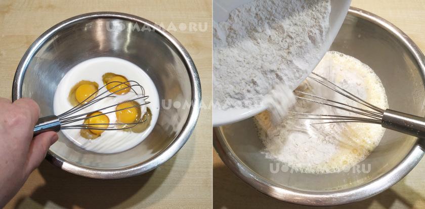Десерт творожный без пшеничной муки, масла и сахара
