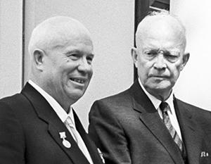 Как Хрущев покорил Америку