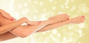 Самомассаж при усталости ног