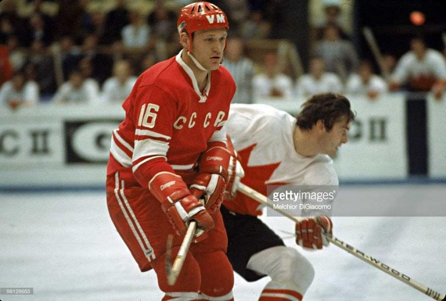 Легенда советского хоккея Владимир Петров умер в возрасте 69 лет