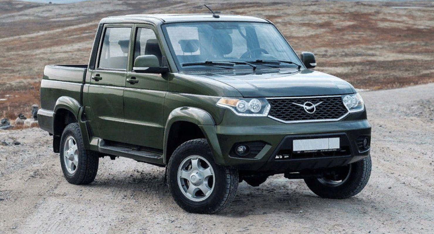 Назвали самые доступные пикапы на российском рынке Автомобили