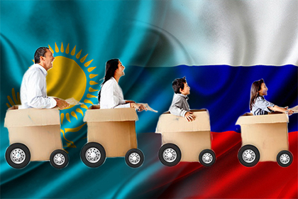 «Мыиони»: Русскоязычные покидают Казахстан