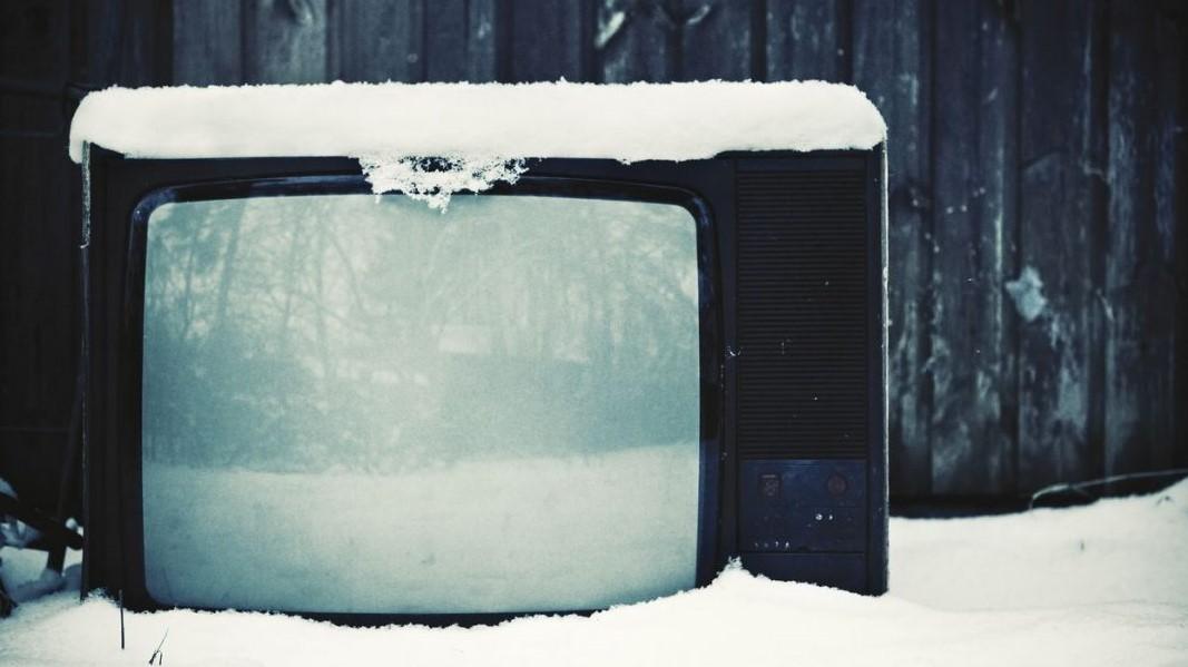 Как мы старый телевизор выбрасывали