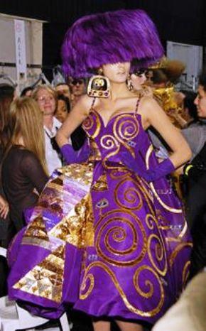 Шедевры моды — Гальяно для Christian Dior Haute couture 2008. Этим можно любоваться вечно!