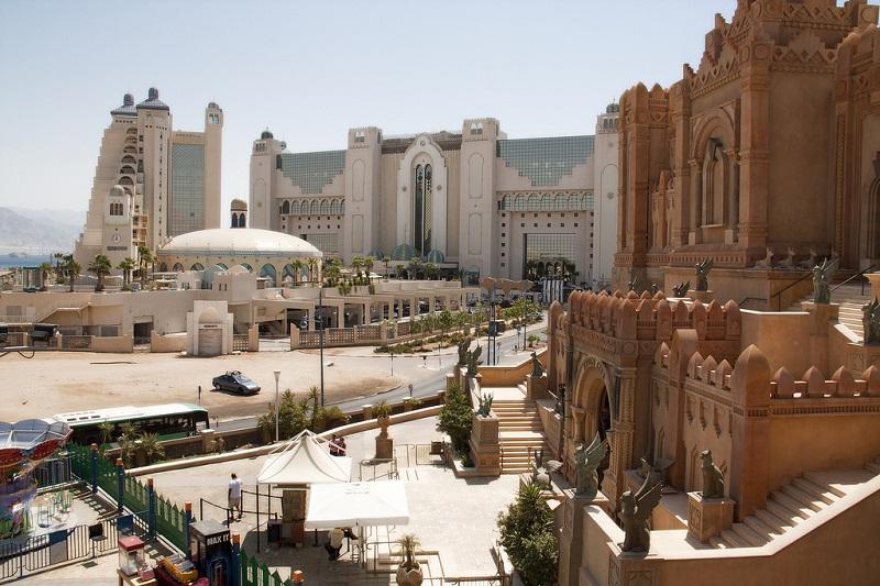 Город царей в Эйлате (Израил…