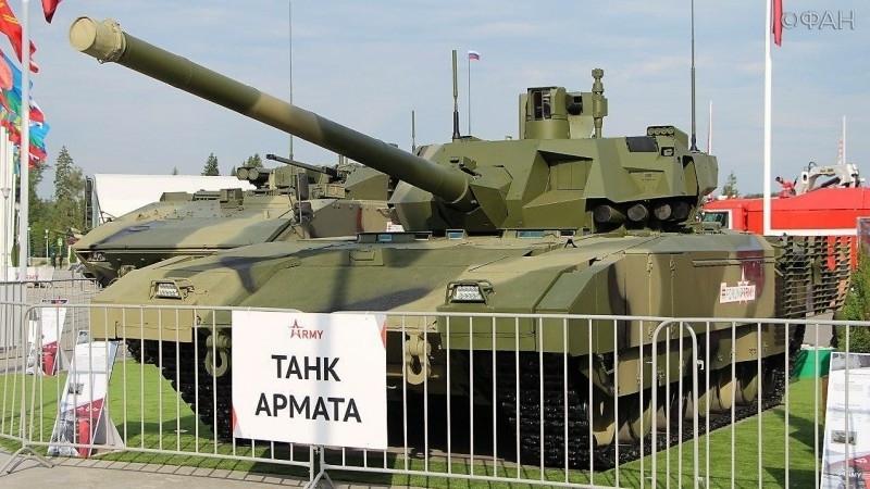 NI сравнил живучесть T-14 «Армата» и М1 Abrams оружие