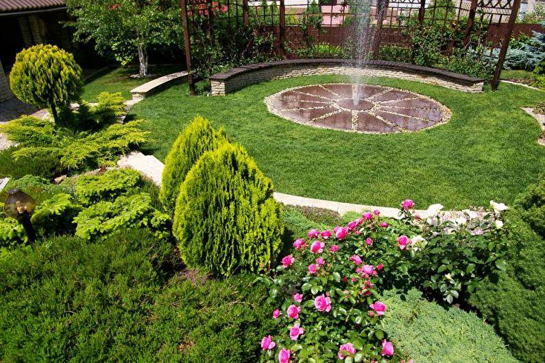 даже садовый дизайн своими руками фотогалерея важных особенностей данного