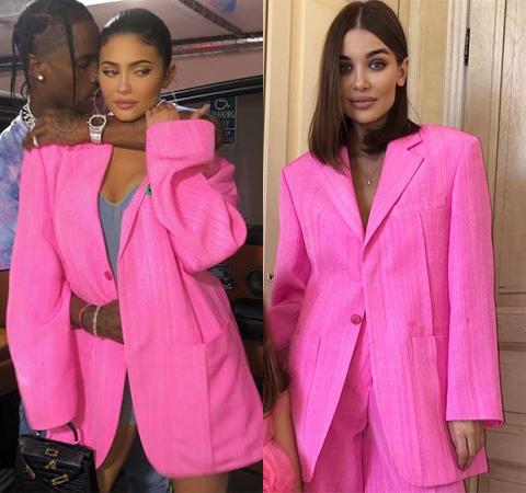 Модная битва: Кайли Дженнер против Дарьи Коноваловой