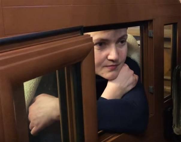 Надежда Савченко обратилась к украинцам перед выборами президента
