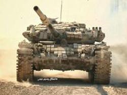 """Армия Сирии вытеснила террористов """"Нусры"""" и ведет наступление в районе ферм Бейт Джан"""