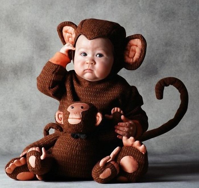 Карнавальные костюмы для малышей! Стильные елочки из того, что под рукой - быстро и просто!
