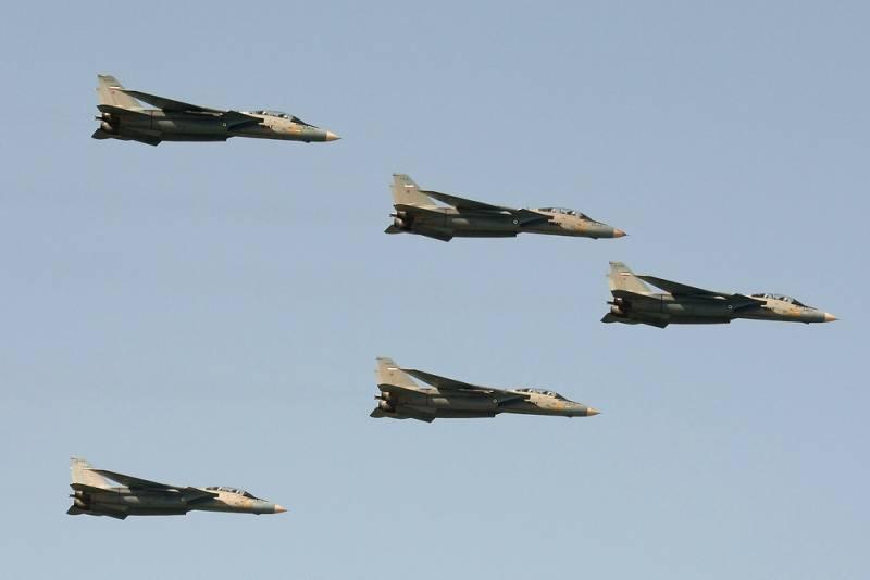 Военно-воздушные и аэрокосмические силы Ирана. Проблемы развития ввс,оружие