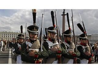 Великое противостояние 1812 года. Русская армия. Армейская пехота
