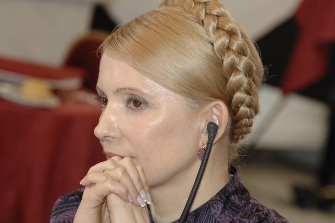 Тимошенко жестко раскритиковали за подписание газового контракта с РФ
