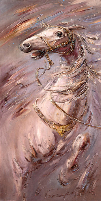 Удивительный художник Игорь Гончаров