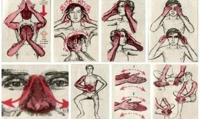 Знаменитая Тибетская гормональная гимнастика