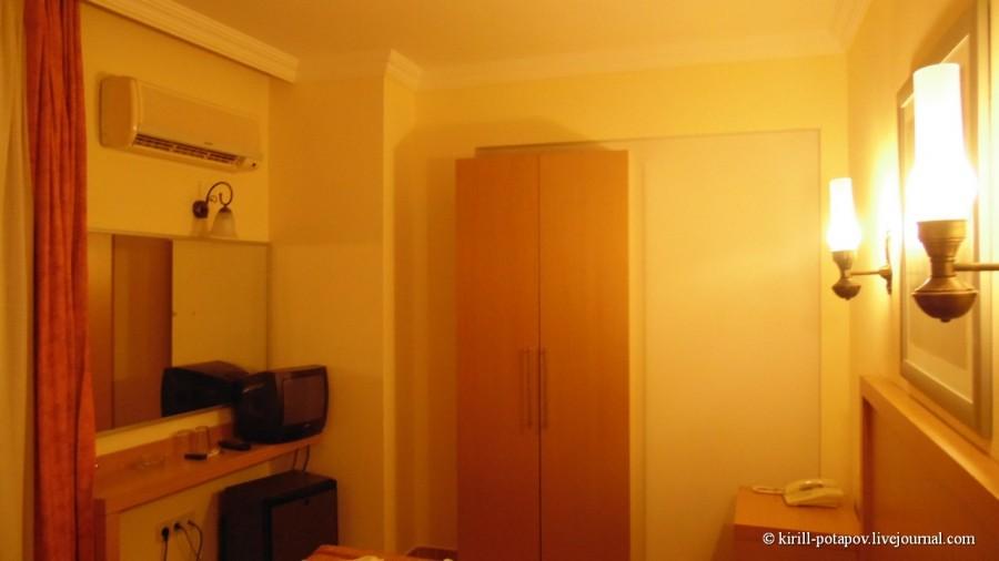 Турецкий отель в который не стоит ехать отдыхать!
