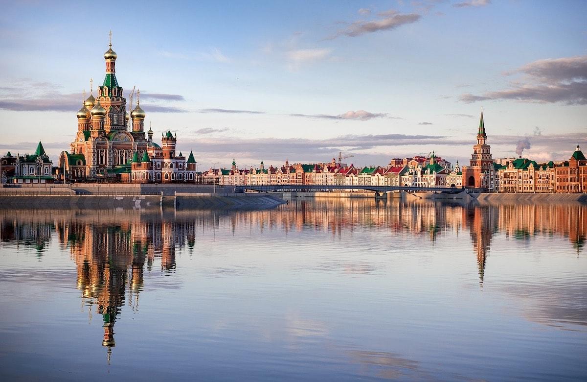 Всероссийский конкурс «Город…